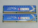 Память для компьютера 4GB(набор из 2*2GB) DDR3-1600 Kingston KHX1600C9D3K2/4GX, фото 2