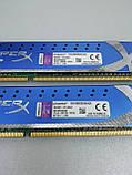 Память для компьютера 4GB(набор из 2*2GB) DDR3-1600 Kingston KHX1600C9D3K2/4GX, фото 3
