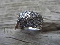 """Серебряное кольцо """"Орел"""" от WickerRing"""