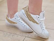 Жіночі кросівки білі John Richmond, оригінал
