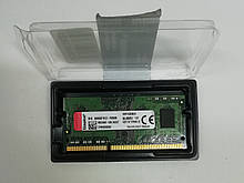 Оперативна пам'ять Kingston SODIMM DDR3-1333 4GB (KVR13S9S8/4)