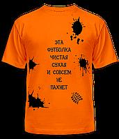 "Футболка ""Чистая футболка 2"", фото 1"