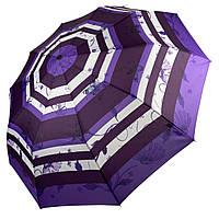 "Женский зонтик-полуавтомат ""Nature"" на 10 спиц, от SL, фиолетовый, 477-4, фото 1"