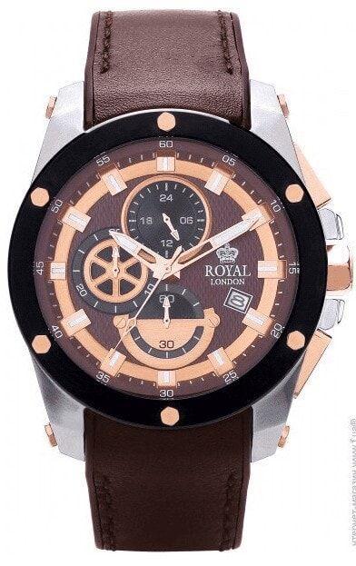 Чоловічі Годинники Royal London 41278-04
