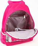 Рюкзак детский Kite Kids 534XXS-2 25×19,5×9,5 см 4,25 л розовый с серым (K19-534XXS-2), фото 8