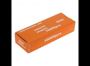 Скобы для садового степлера 10000 шт/уп