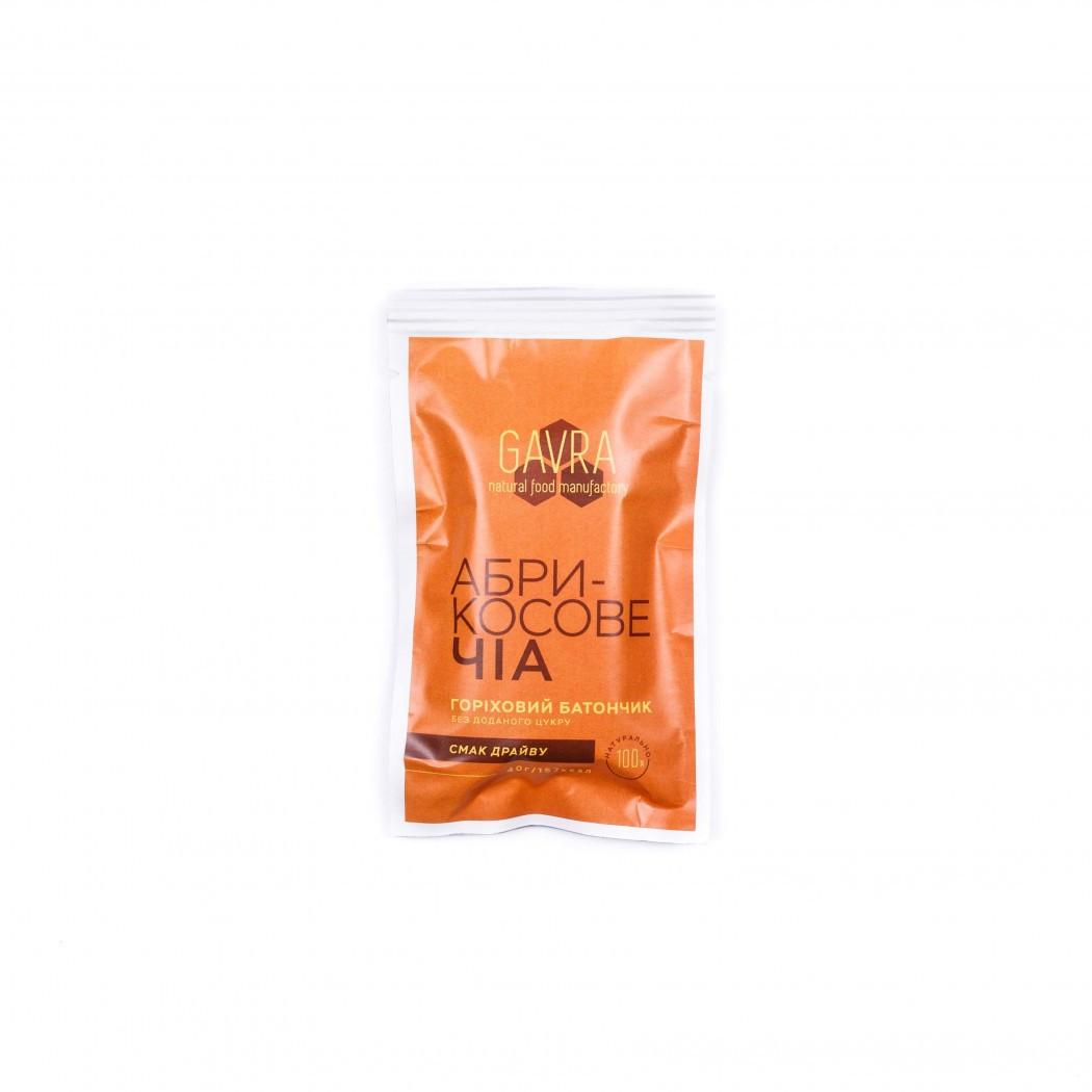 Батончик Gavra горіхова кава, 40г