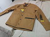 Куртка Caterpillar mens Fenceline Chore Coat, фото 7