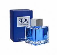 Мужские духи Antonio Banderas Blue Seduction 100 ml мужской парфюм туалетная вода Антонио Бандерас Блю Седакшн