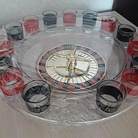 Алко Рулетка Drinking Roulette Уценка разбит один стаканчик!, фото 1
