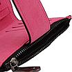 Гаманець жіночий рожевий код 126, фото 6
