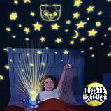 М'яка іграшка нічник-проектор Star Bellу Dream Lites Puppy + нічник в подарунок, фото 2