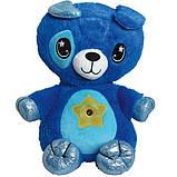 М'яка іграшка нічник-проектор Star Bellу Dream Lites Puppy + нічник в подарунок, фото 7