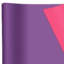 Бумага флористическая Сплошная фиолетовая / розовая