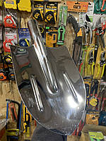 Лопата из нержавеющей стали штыковая без черенка