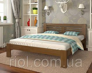Ліжко дерев'яне двоспальне Шопен