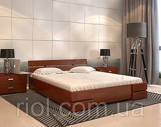 Ліжко дерев'яне двоспальне Дали