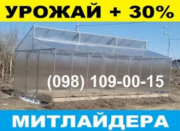 МИТЛАЙДЕР ТЕПЛИЦЫ - от 6840