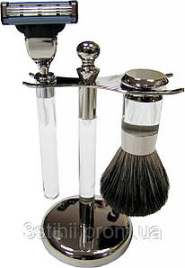 Набор для бритья Rainer Dittmar 1308-17 Прозрачный