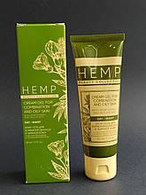 Крем-гель для комбинированной и жирной кожи Hemp 50мл