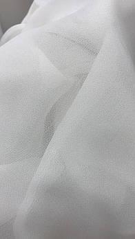 Креп шифон кремовий на метраж, висота 2,8м (Kr-SH-k)