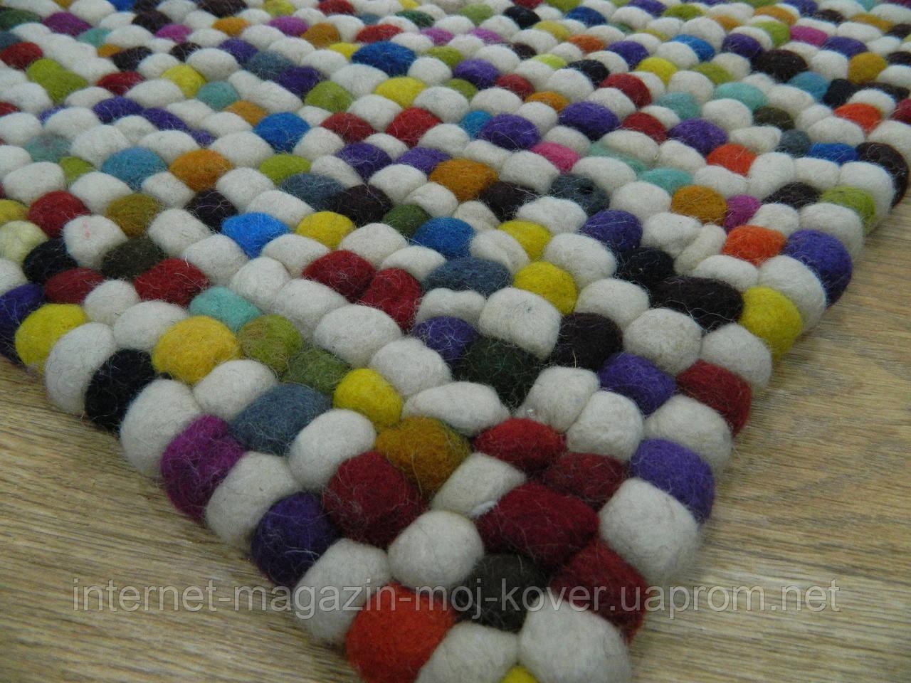 Оригинальные причудливые ковры ручной работы
