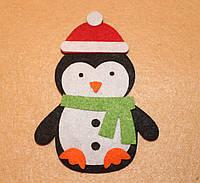 Высечка Пингвинчик  392, фото 1