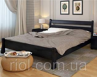 Ліжко дерев'яне двоспальне Венеція