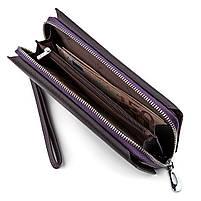 Кошелек женский ST Leather 18675 (SТ228) удобный Фиолетовый, фото 5