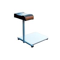 Підставка для ніг педикюрная з підставкою для ванни YRE