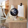 Гіро-глобус Solar Globe «Політична карта світу» Ø 15,3 см (обертається від будь-якого джерела світла), фото 3