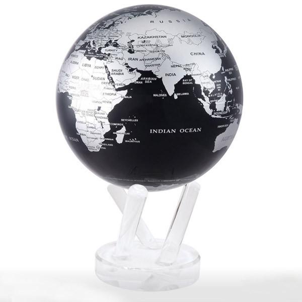 Гіро-глобус Solar Globe «Політична карта світу» Ø 15,3 см (обертається від будь-якого джерела світла)