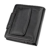 Кошелек женский ST Leather 18127 (ST415) кожаный Черный, фото 2