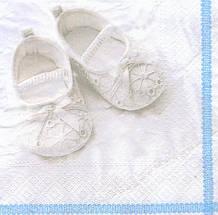 Салфетки декупажные Новорожденный 5337
