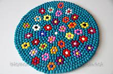 Ковры из шариков на заказ, яркие, оригинальные ковры