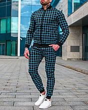Мужской спортивный костюм. Джентельмен.