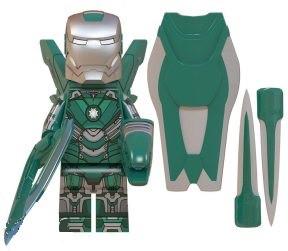 Залізна людина МК 31 Месники Супергерой Марвел Аналог лего