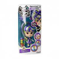 Ігровий набір з лялькою Curligirls - Поп-зірка Чарлі, фото 1