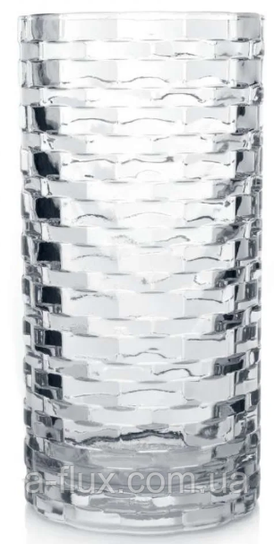 Ваза из стекла  Н 239 мм Rattan PASABACHE