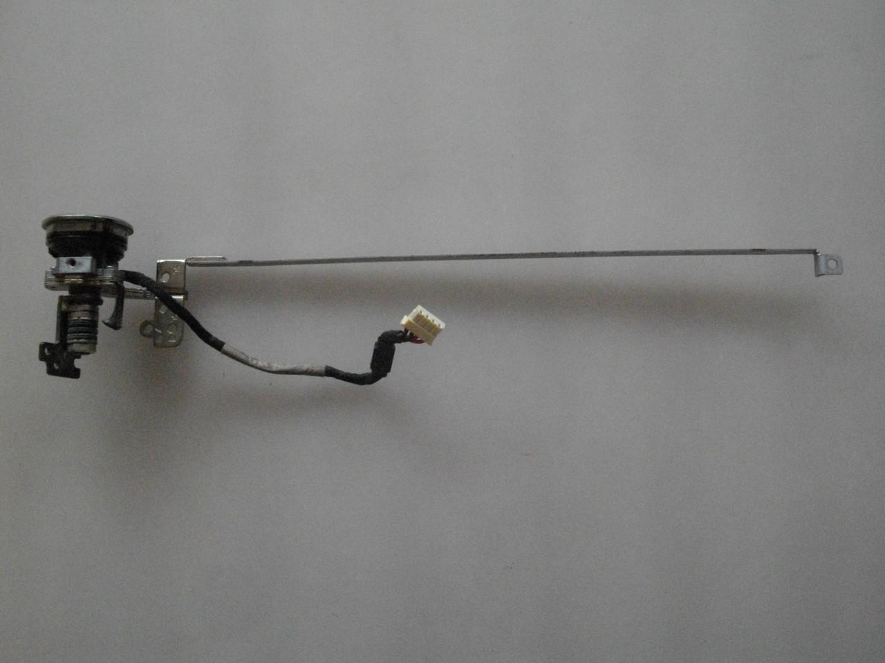 Петли Петля левая с разъм питания SZS-ZK2-16-L для Acer 6930, 6930Z бу