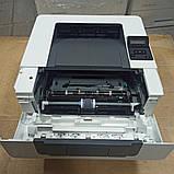 Принтер HP LaserJet 402 DN пробіг 9 тис. сторінок з Європи, фото 4