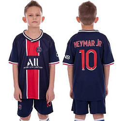 Детская футбольная форма ПСЖ Neymar сезон 2020-21