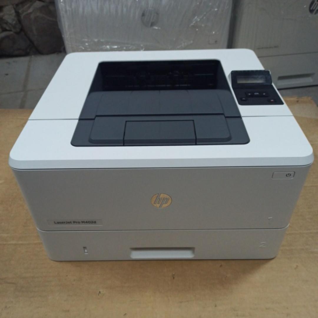Принтер HP LaserJet 402 DN пробіг 9 тис. сторінок з Європи
