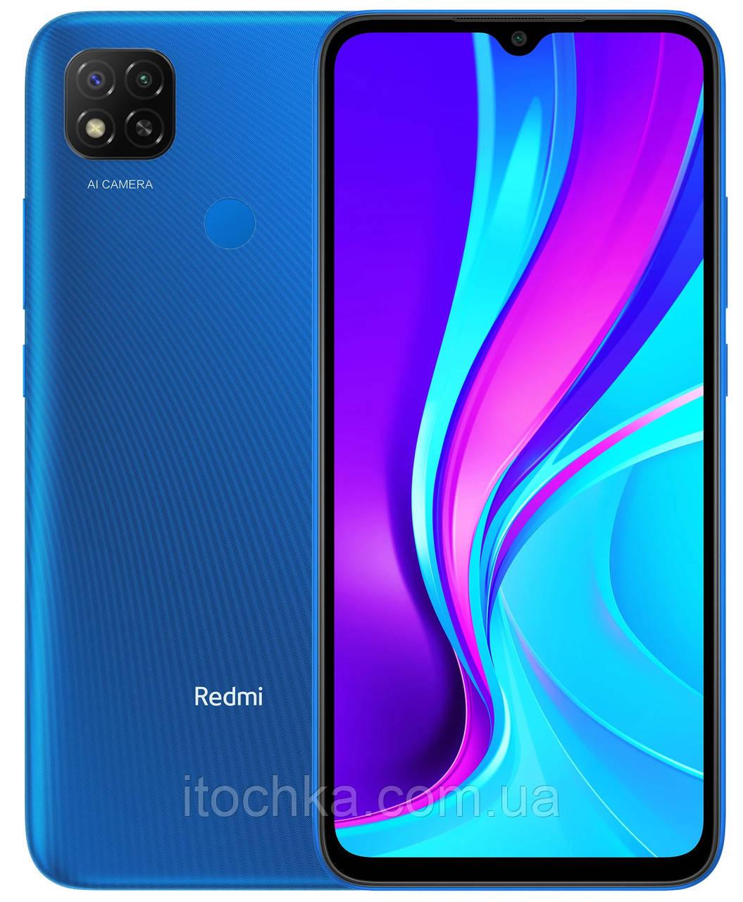 Xiaomi Redmi 9C 3/64Gb (Twilight Blue)