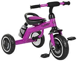 Велосипед трехколесный M 3648-9, фиолетовый