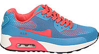 Спортивная женская обувь, кроссовки коралловые
