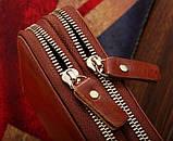 Мужской клатч Vintage 14192 Коричневый, фото 5