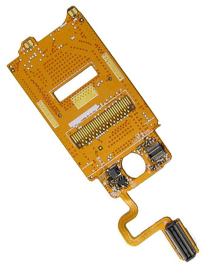 Шлейф Samsung E720 межплатный