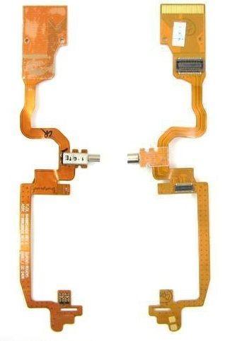Шлейф Motorola V300 / V500 / V525 / V547 / V550 с вибромотором
