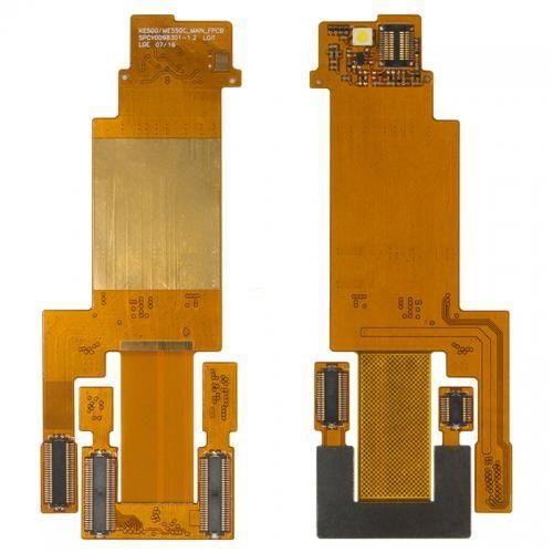 Шлейф LG KE500 /ME550 межплатный